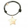 Bracelet charm étoile
