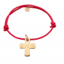 Bracelet personnalisé croix