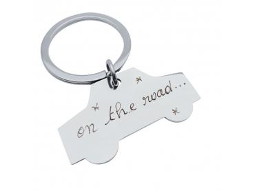 Porte-clés personnalisé voiture