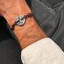 Bracelet personnalisé cible pour lui