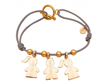 Bracelet enfants & perles