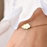 Bracelet personnalisé nuage