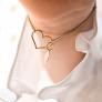 Bracelet coeur et médaille