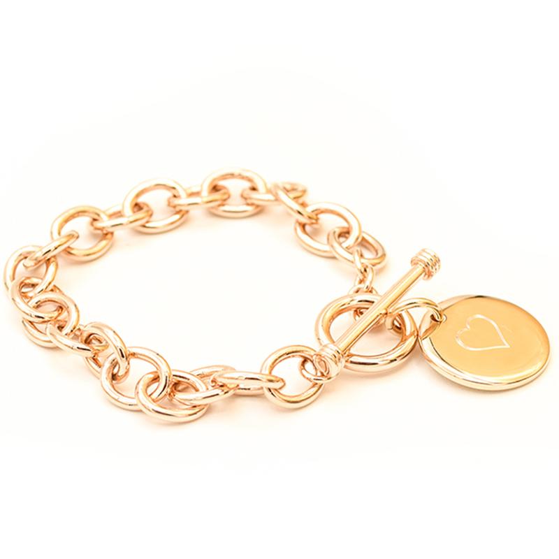 Bracelet maille bijou