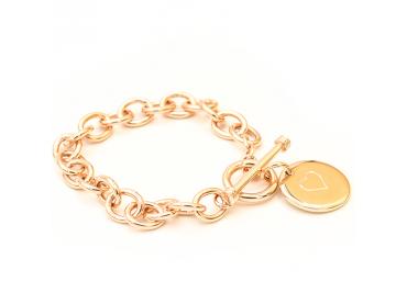 Bracelet chaîne bijou