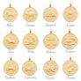 Collier zodiaque et pierre