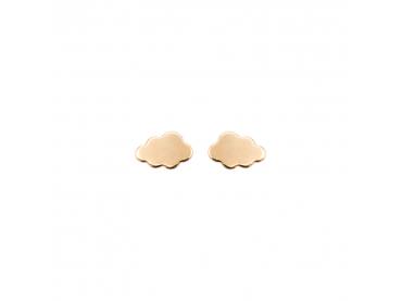 Boucles d'oreilles nuage