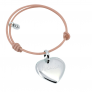 Bracelet personnalisé coeur