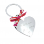 Porte-clés personnalisé coeur et Liberty