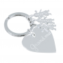 Porte clés coeur & enfants