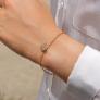 Bracelet carré